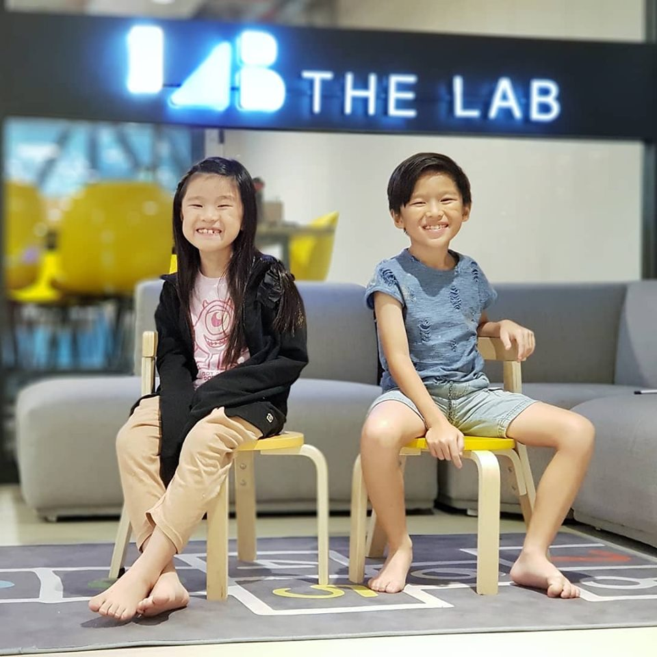 "The ""Perfect"" Father is at The Lab Singapore"