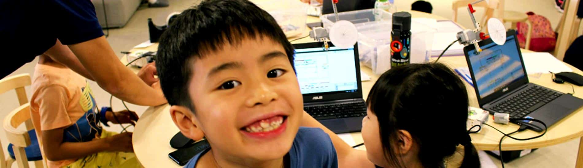 Future-Proof Your Child Through Coding for Your Child
