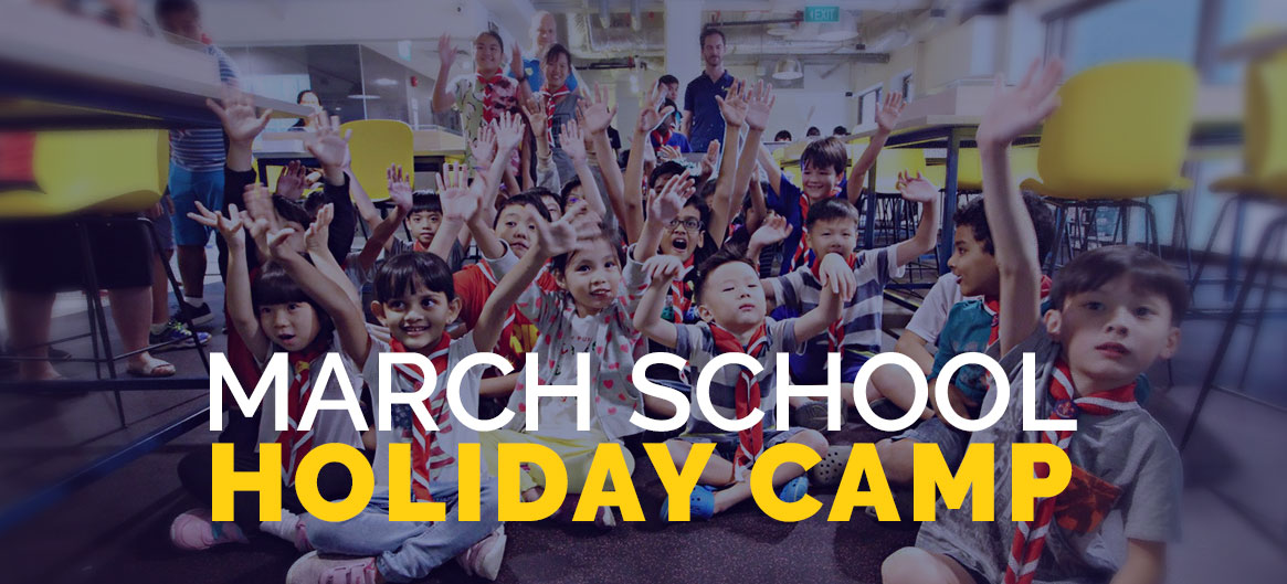 March Holiday Camp